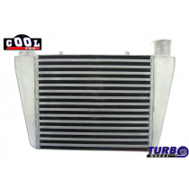Intercooler TurboWorks 07 330x280x76 egyoldalas csatlakozásokkal